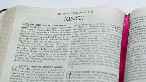 The Second Book Of The Kings Footage