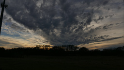 dramatic sky time lapse Footage