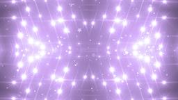 VJ Fractal violet kaleidoscopic background Animation