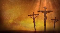 Jesus Christ CG動画素材