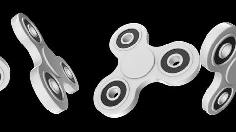 Fidget Spinner Loop Animation