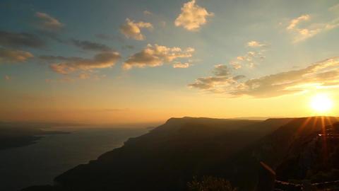 Adorable Sunset Akyaka, Turkey ビデオ
