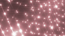 Floodlights Disco Red Background Animation