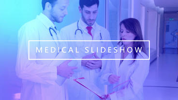 Medical Slideshow After Effects Templates
