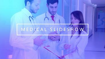 Medical Slideshow Plantilla de After Effects