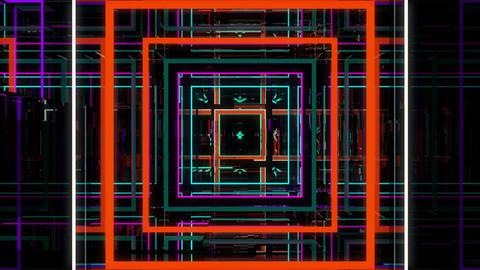 Optical Reflex 4K 01 Vj Loop Animation
