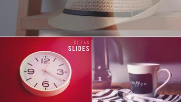 Sliding Photos Apple Motion-Vorlage