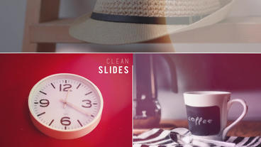 Sliding Photos Apple Motion Template