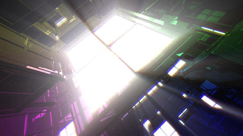 3D Geometries VJ Animation Animation
