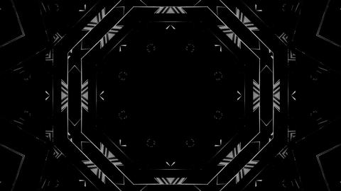 VJ Abstract Kaleidoscope Animation