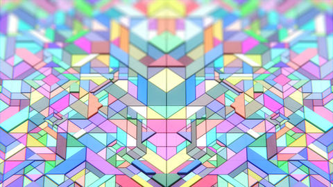 VJ Pure Geometry Animation
