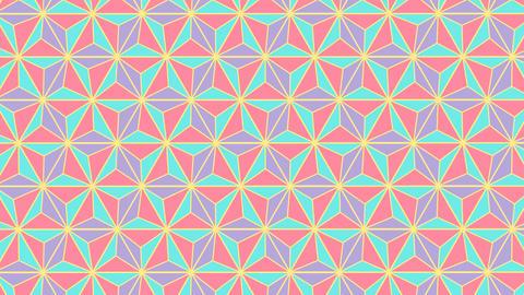 Retro Pattern (7) CG動画素材