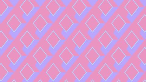 Retro Pattern (8) CG動画素材