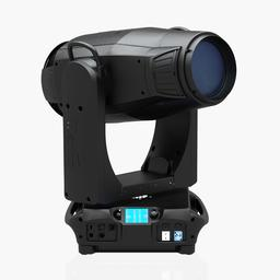 Stage Light 7 3D Modell