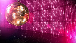 Disco Ball Club Background Animation