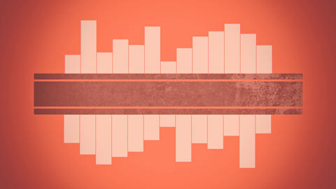 Geometrical vertical lines random animation Animation