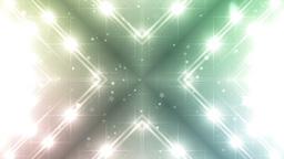VJ Fractal Color Kaleidoscopic Background stock footage