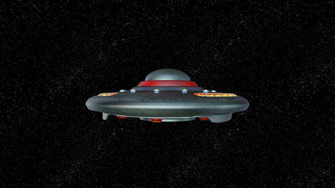 UFO CG動画