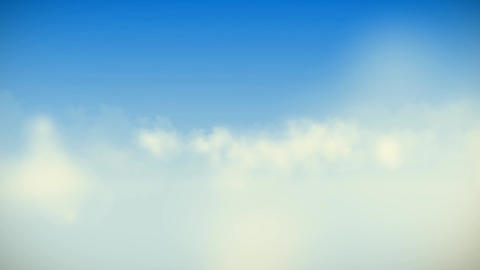 Clouds - Loopable Motion Background Animation Animation