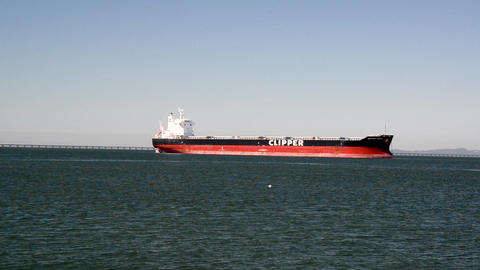 Columbia River Tanker Live Action