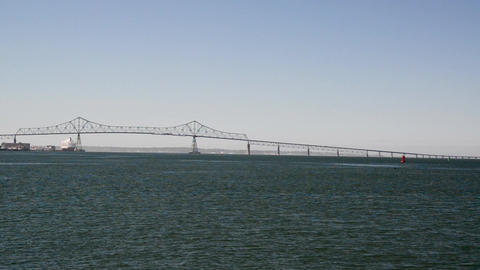 Astoria Megler Bridge View ビデオ