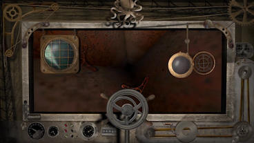 Steampunk Cockpit After Effects Template