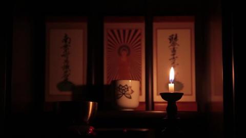 仏壇 Animación