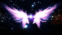 Angel wings (1) Animation