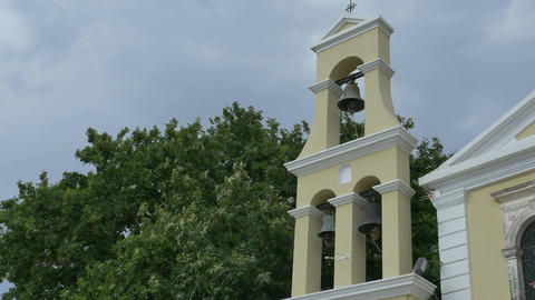 Greek Church Belfry ビデオ