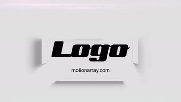 Simple logo After Effects Project