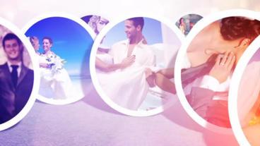 Wedding Slideshow Plantilla de After Effects
