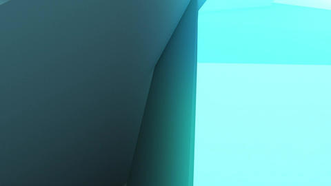 colorful abstract composition made from a huge…, Stock Animation