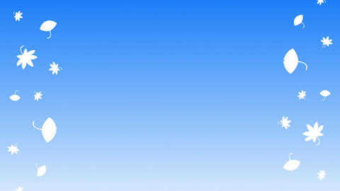 Momiji scroll loop BG gr grad Animation