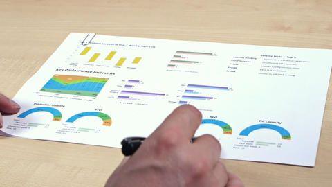Business Report on Paper Footage