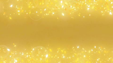 Bothside sparkling horizontal sakura gl Animation