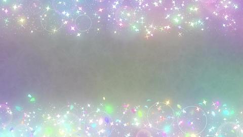 Bothside sparkling horizontal sakura rbw Animation