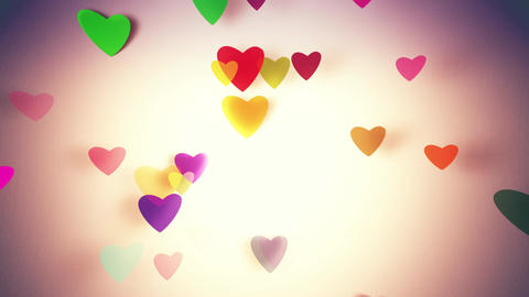 Bokeh-heart 1 Animation
