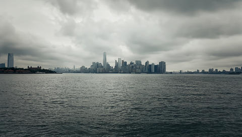 Manhattan Island Photo
