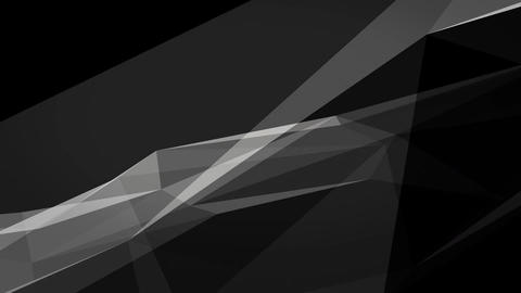Abstract geometric composition 4K Animation