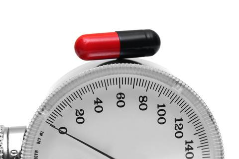 Pill concept Photo