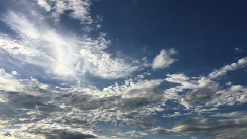 Sky-clouds-20170714-0024 Footage