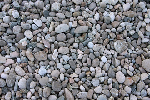 Image of lots of tiny stones Foto