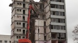 demolition of buildings Footage