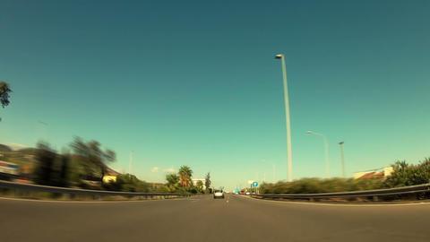 Car trip 10 Stock Video Footage