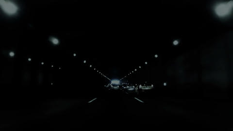 Car trip 05 Stock Video Footage