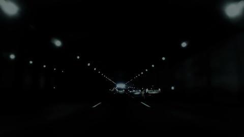 Car trip 05 Stock Video Footage