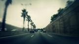 Car trip 02 Footage