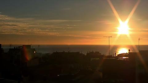 sunrise 08 Stock Video Footage