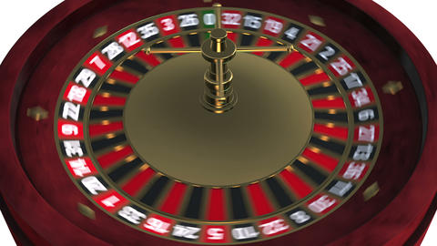 roulette Stock Video Footage