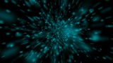 Particle Explosion with Alpha Channel Animation